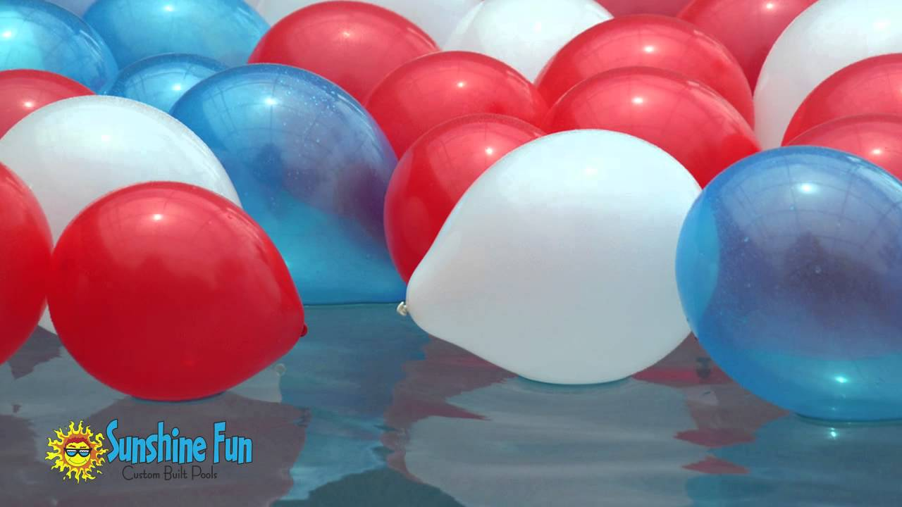 College Station Pool Party Ideas For 4th Of July Sunshine Fun