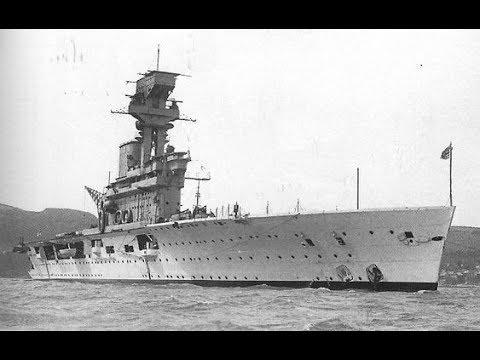 HMS Hermes - Guide 162