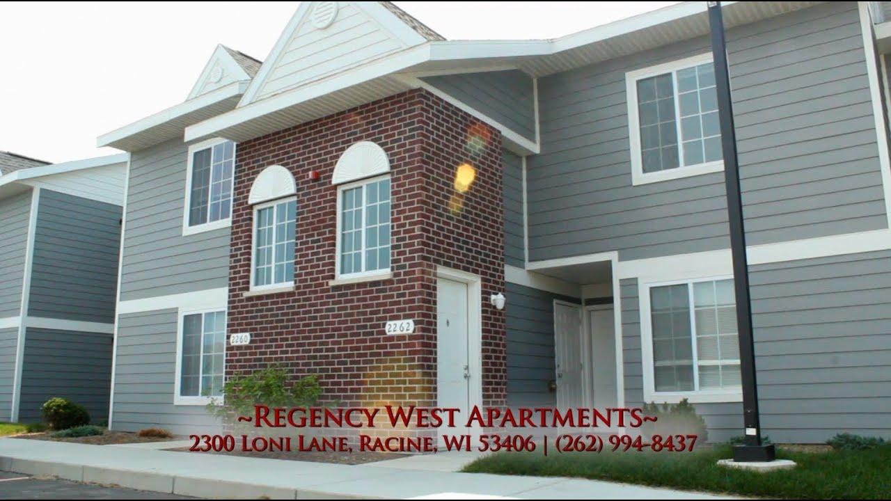 REGENCY WEST APARTMENTS - Racine, WI
