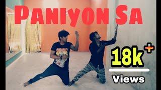 Satyameva Jayate: PANIYON SA Song | Dance | Choreography Amit Arya@