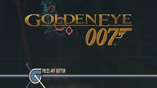 Wii Longplay [033] Goldeneye 007