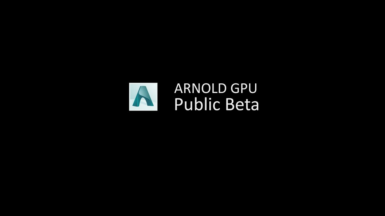 Arnold 5 3 with Arnold GPU in public beta
