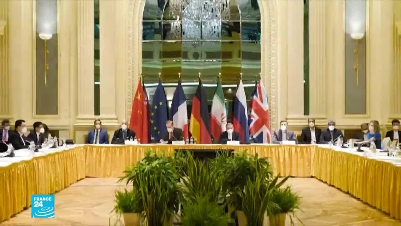 نشاط دبلوماسي متسارع في فيينا لإحياء الاتفاق النووي الإيراني من جديد  - نشر قبل 1 ساعة