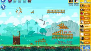 Angry Birds Friends tournament, week 290/2, level 1