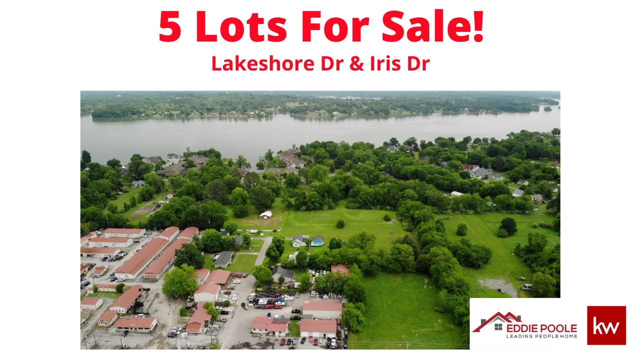 Lakeshore Dr. & Iris Drive Lots