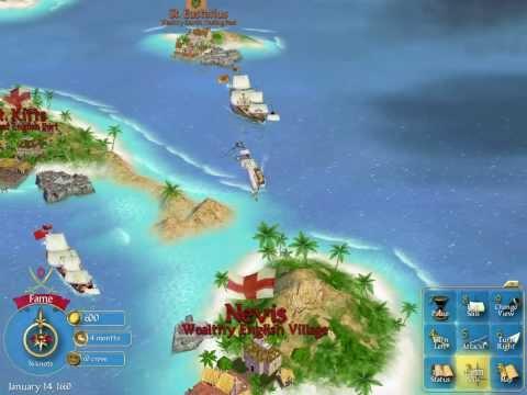 Sid Meiers Pirates! |