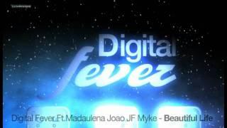 Скачать Digital Fever Ft Madalena Joao JF Myke