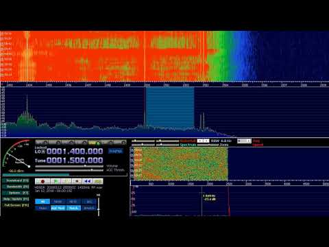 1500 kHz. USA-DC. WFED Federal News Radio. Washington. 7201km. 304deg 12.01.2018 05:59UTC
