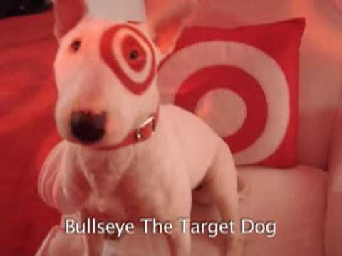 Bull Terrier Target
