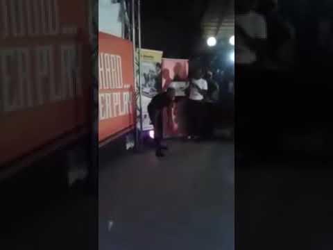 Limpopo boy VS Vincent live challenge