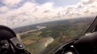 Camping Arzal vol en Hélicoptere sur Billiers, Penestin, La Roche Bernard