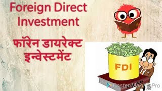 FDI and Portfolio Investment (meaning and difference with examples)
