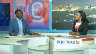 THE 6PM NEWS EQUINOXE TV WEDNESDAY MAY 16th 2018