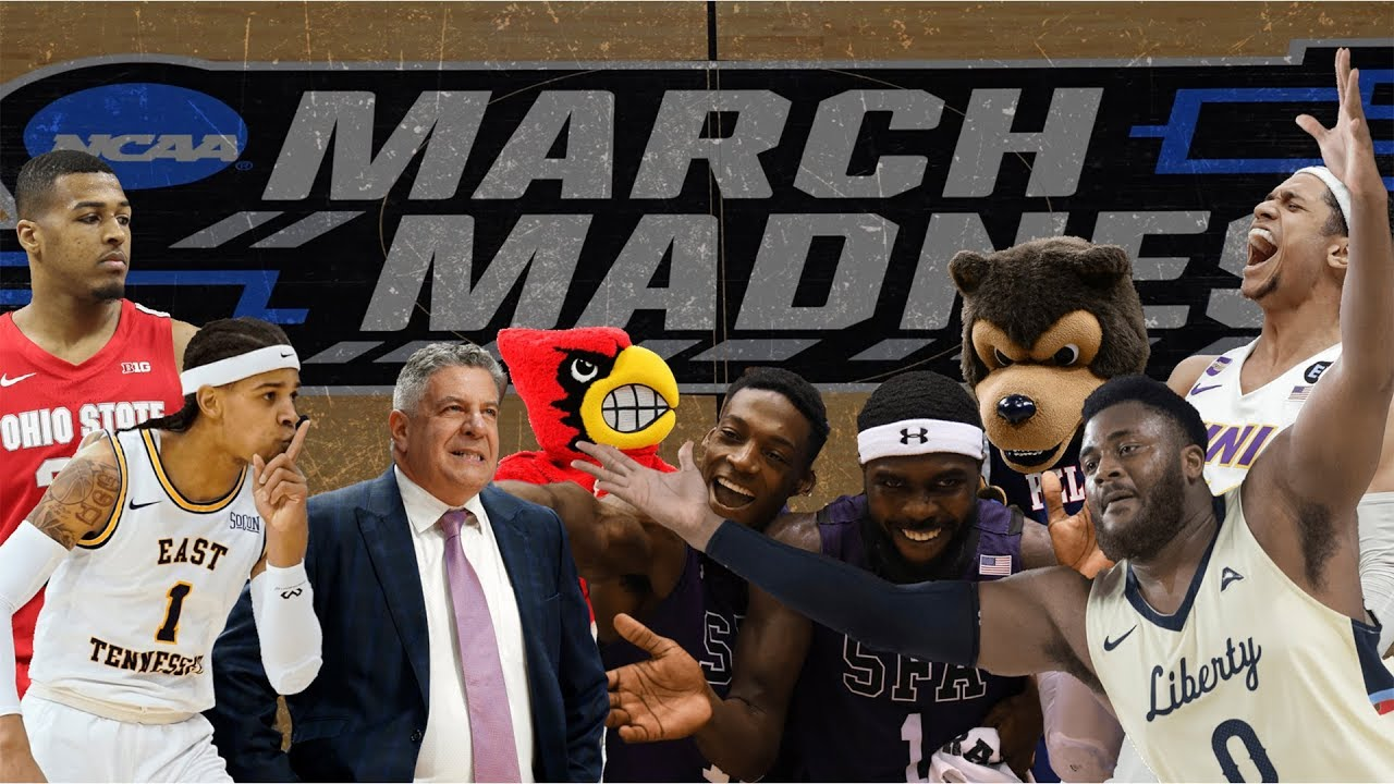 March Madness simulation: Which teams make it to the Sweet 16? | SportsPulse