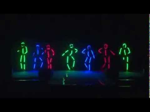 LED Dance by Allegrazzz 2009 MBBS. Govt. Medical College, Trivandrum