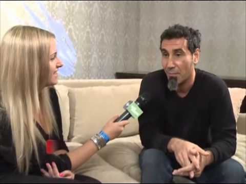 Serj Tankian In Moscow, Russia 2013 (Episode On