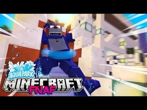 Minecraft FNAF: Bonnie's Waterpark Adventure (Minecraft FNAF Roleplay)