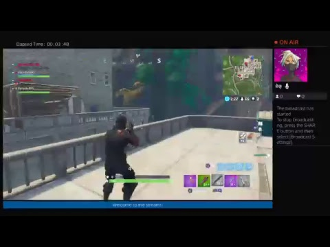 Fortnite Battle Royal With The Patty Show :
