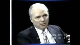Zbigniew Brzezinski speaks about Trilateral Commission (C-SPAN 1989)