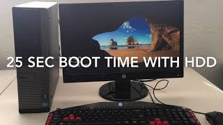 $88 Optiplex 3010 from EBAY   Unboxing and Review
