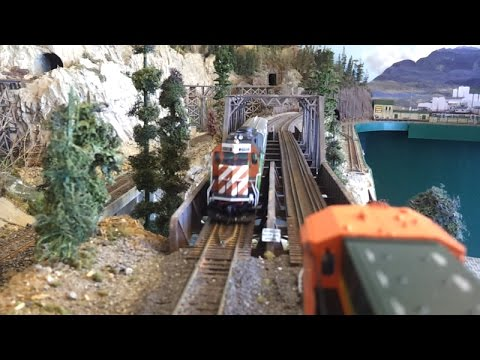 Evergreen Railroad Modelers President's Special