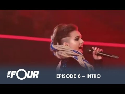 THE FINALE: The Four Finalist SMASHING Intro! | Finale | The Four