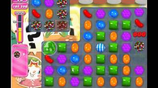 Candy Crush Saga level 694 (3 star, No boosters)