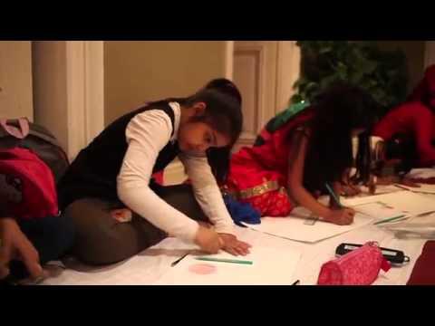 Art competition of children's of birthday celebration of Bongobondhu Sk Mujibur Rahman
