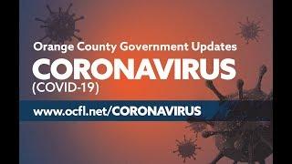 Orange County Coronavirus Update | March 24, 2020