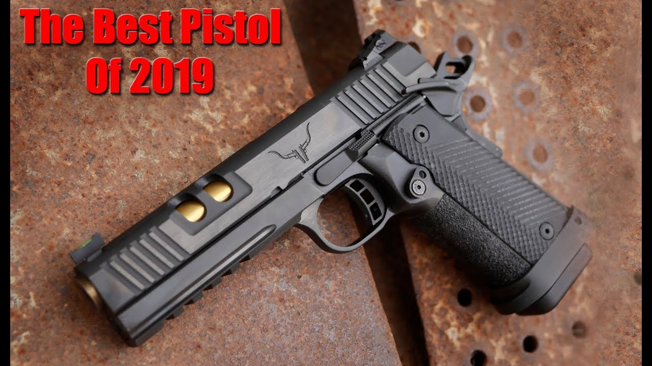 Download Hayes Custom RIA Budget 2011 1000 Round Review: The Best Gun Of 2019