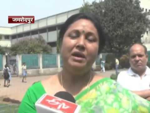 Jamshedpur schools observe Earth Day; students plant sapling