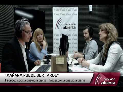 """Felipe Colombo EN MAÑANA PUEDE SER TARDE 18-10-16  """"Radio Conexion Abierta"""""""