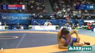Олимпийские игры-2016: лицензия Арсена Эралиева (