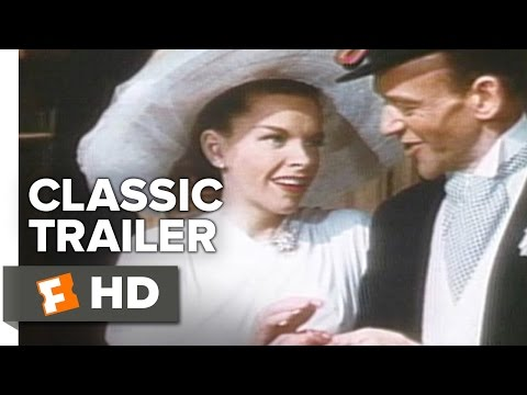 Easter Parade (1948) Official Trailer - Judy Garland, Fred Astaire Movie HD