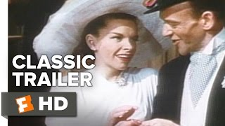Easter Parade Official Trailer #1 - Peter Lawford Movie (1948) HD