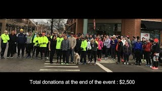 AMP'D and Runners High 'n Tri Fund Raising for the Crawford Family