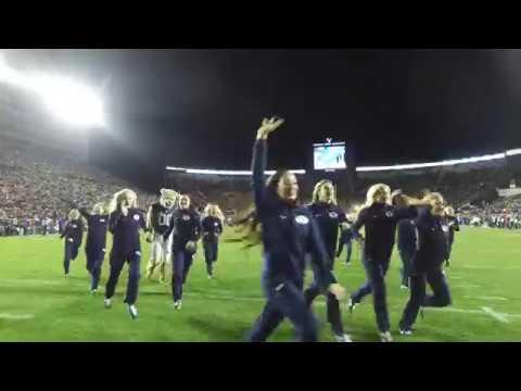 BYU Cougarettes - Cosmo Dance