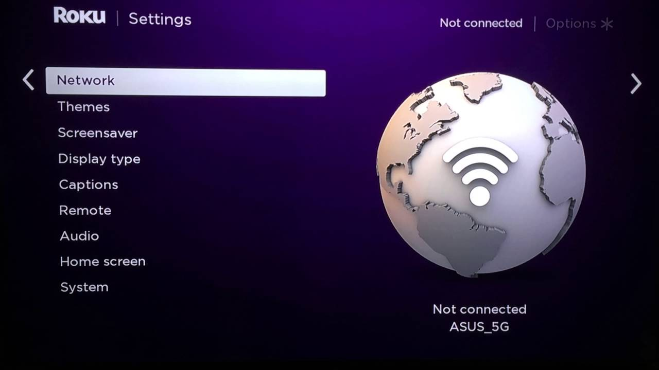 Roku Stick: How to Connect to Your Wifi