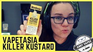 Vapetasia Honeydew Melon Killer Kustard Eliquid Review!