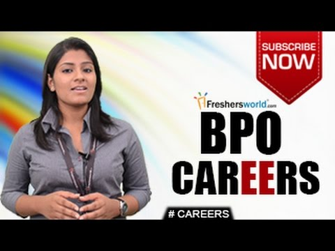 CAREERS IN BPO – Business Process Outsourcing ,Career options ,Job ...