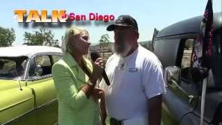 The Talk of San Diego & Michele Kuglitsch discover the East County Cruisers