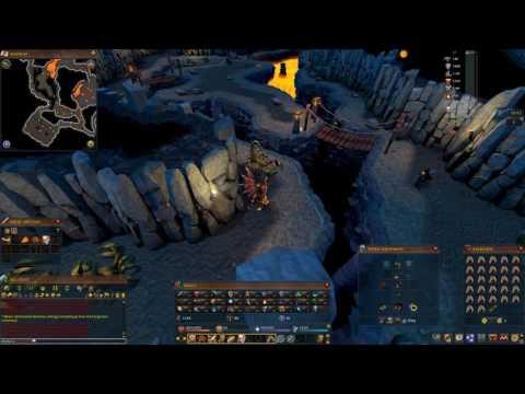 Runescape 3 AFK XP Guide - Hellhounds