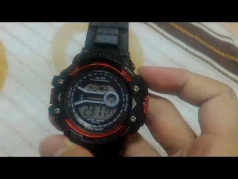 รีวิว นาฬิกา sport (Made in China)