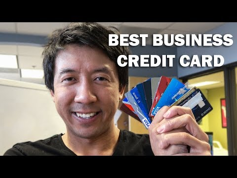 THE BEST BUSINESS CREDIT CARD | HOW TO GET $10,000 IN REWARDS