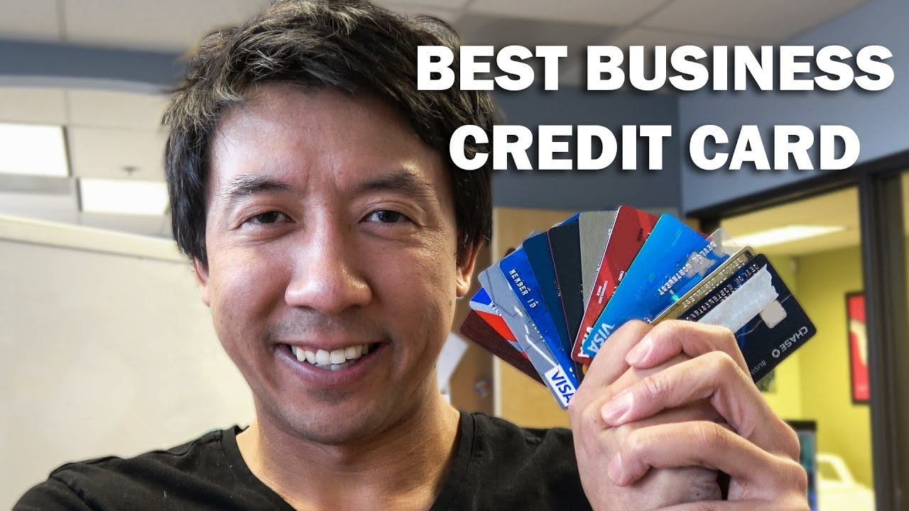 THE BEST BUSINESS CREDIT CARD | HOW TO GET $10,000 IN REWARDS ...