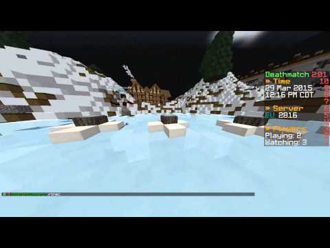 Minecraft Best Hacker (MCSG)