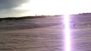 ford  explorer jump stunt