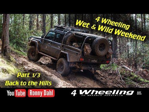4 Wheeling Wet and Wild Weekend, part 1/3