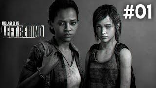 The Last of Us PS4  - Left Behind DLC- Cap 01 - Você Vai Ficar Bem Joel  #thelastofus