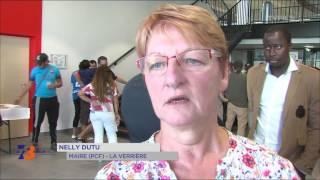 La Verrière : le nouveau gymnase inauguré